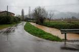 Riuades conseqüència de les pluges
