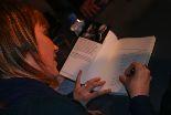 Presentació del llibre 'L'escena del crim' de Clàudia Pujol