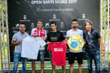Open Memorial Santi Silvas 2017