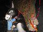 Festa Major de Sant Esteve d'en Bas: cercavila, pregó i penjada del burro.