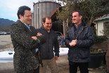 Presentació de l'Oli Novell de Catalunya a la Cooperativa Verntallat