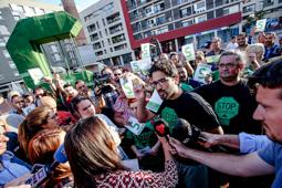 Eleccions 26-J: la campanya a Terrassa