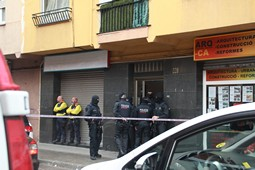 Operació policial antigihadista al barri de Can Palet de Terrassa