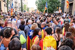 Aturada de país: mobilització a Terrassa