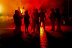 Nit del Foc a Terrassa