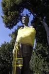 ANC vesteix de groc Terrassa