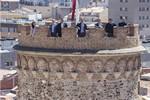 Municipals 2015: Alcaldables a Terrassa per les eleccions municipals Els set alcaldables dels principals partits al capdamunt de La Torre del Palau