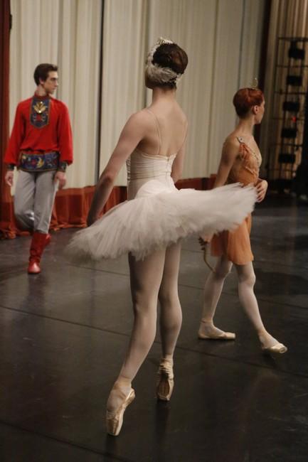 Estrelles del Ballet Rus a Terrassa
