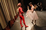 Ballet de Moscou a Terrassa