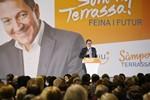 Municipals 2015: Presentació CiU Terrassa amb Artur Mas