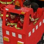 Rua infantil de Carnestoltes a Terrassa (2)