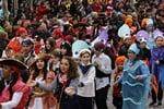 Rua Carnestoltes diumenge a Terrassa (I)