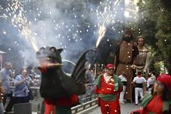 Gran cercavila de la Festa Major de Terrassa 2016