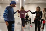 Jornada de circ en família a Terrassa