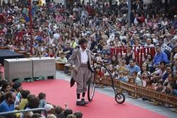 Festival de Circ de la Festa Major de Terrassa 2016
