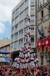 Diada Castellera de la Festa Major de Terrassa 2016