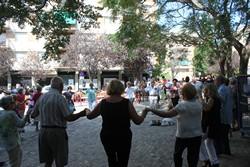 Diada Nacional de Catalunya a Terrassa