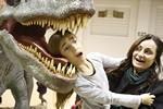 Exposició Dinosaures XXL a Terrassa