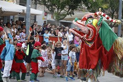 Diumenge de la Festa Major de Terrassa 2016 en imatges