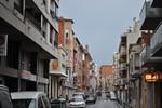 Estelades als carrers de Terrassa