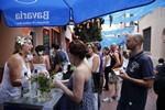 Festa al carrer de La Palla i a la plaça Nova de Terrassa