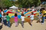 Festa a favor de l'escola pública a Terrassa