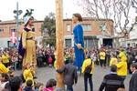 Cercavila i ball de l'arbre a Matadepera