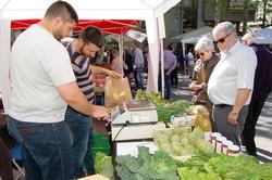 III Fira Agroecològica del Vallès a Terrassa