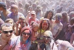 Festa Holi 2016 a Terrassa