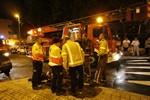 Incendi mortal al barri de Torre-Sana de Terrassa