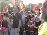 Manifestació contra les retallades 19 juliol 2012