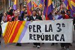 Manifestació Republicana a Terrassa