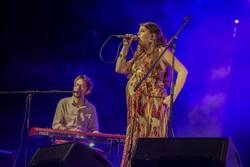 Marina bbface, Verguenza Ajena, Opatov i Delorean a la Festa Major de Terrassa