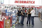 Inauguració de la botiga Media Markt de Terrassa