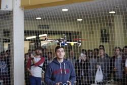 Olimpíada de drons a la UPC de Terrassa