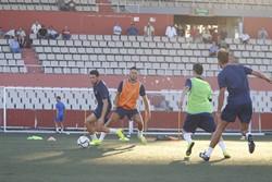 Presentació del Terrassa FC 2016-2017