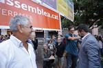 La plaça Vella de Terrassa marca el camí cap a la independència