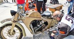 Ral·li de Motos Històriques a Terrassa
