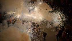 Raval infernal per la Festa Major de Terrassa 2016