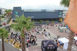 Inauguració del complex Star's Gym Padel Club al Parc Vallès de Terrassa