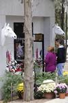 Tots Sants 2014 al Cementiri de Terrassa