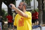 Via Catalana 2014 a Terrassa
