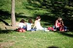Arriba el bon temps al Parc de Vallparadís de Terrassa