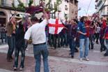 Prats celebra la victòria del Barça a la Lliga