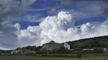 Lluçanès: paisatge i meteorologia (octubre 2012)