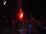 Celebració de la Lliga del Barça 2009-10