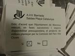 Consulta sobre el futur del Parc Vila Closes