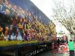 Les 6 copes del Barça a Sant Vicenç de Castellet