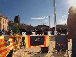 Ball country a Moià per la Marató de TV3 el 2011