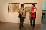 Exposició de Ferran Costa, Jordi Biel i Jordi Preñanosa